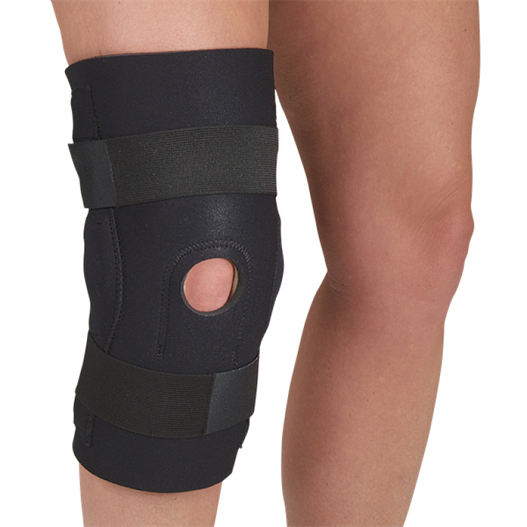 Deluxe Hinged Knee Support