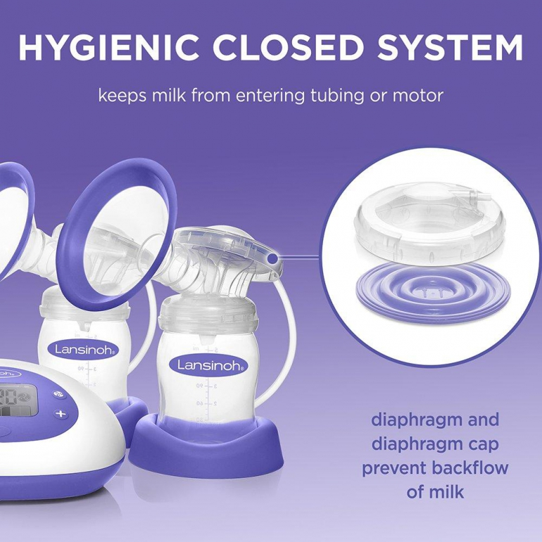Signature Pro Double Electric Breast Pump 6