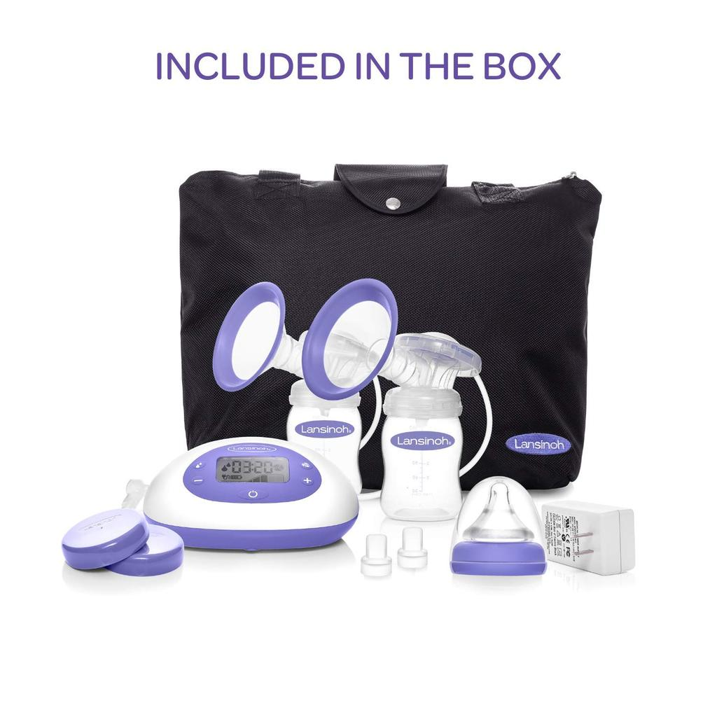 Signature Pro Double Electric Breast Pump 7