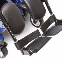 Heel Loops Power Wheelchairs
