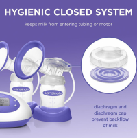 Signature Pro Double Electric Breast Pump 6 thumbnail