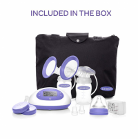 Signature Pro Double Electric Breast Pump 7 thumbnail