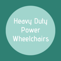 Category Image for Heavy Duty Power Wheelchairs
